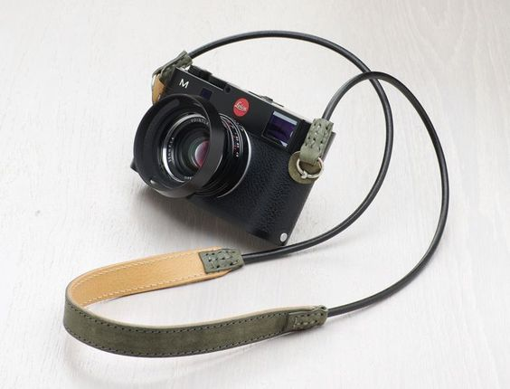 Here at Ulysses we have done it again with our new leather camera strap—the New SLING SHOT. It's our…