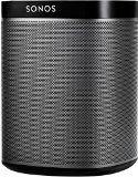 Sonos PLAY:1 I Kompakter Multiroom Smart Speaker für Wireless Music Streaming (schwarz)