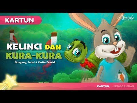 Kelinci Dan Kura Kura Kartun Anak Dongeng Bahasa Indonesia Youtube Stories For Kids Fairy Tales For Kids Fairy Tales