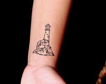 Tatuaje Faro Pequeno Buscar Con Google Lighthouse Tattoo Tattoos Henna Tattoo Designs