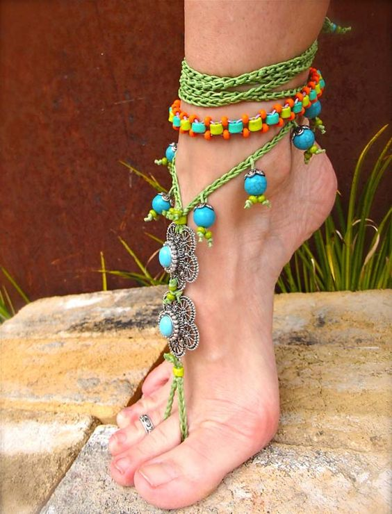 How to Make Barefoot Sandals