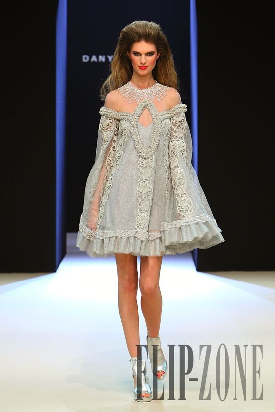 Dany Atrache Spring-summer 2008 - Couture - http://www.flip-zone.com/dany-atrache,481