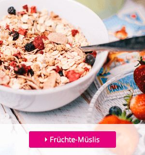 This company lets you make your very own custom Müsli mix! How cool is that!