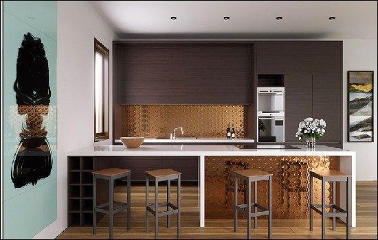 Cuisines De Luxe 28 Projets De Reve Idee De Deco Decoration Interieure Cuisine Contemporaine Decoration Interieure Cuisine