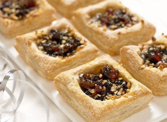 Mincemeat squares recipe easy