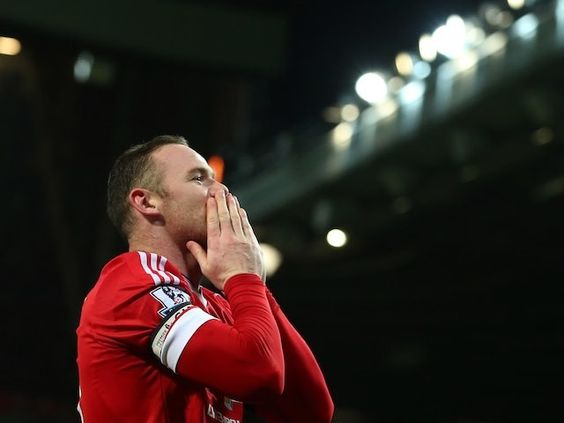Wayne Rooney named Britain's richest young sportsman #ManchesterUnited #OffThePitch #Football