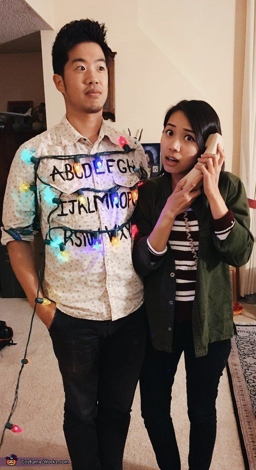 10 Unique Halloween Costumes For Couples