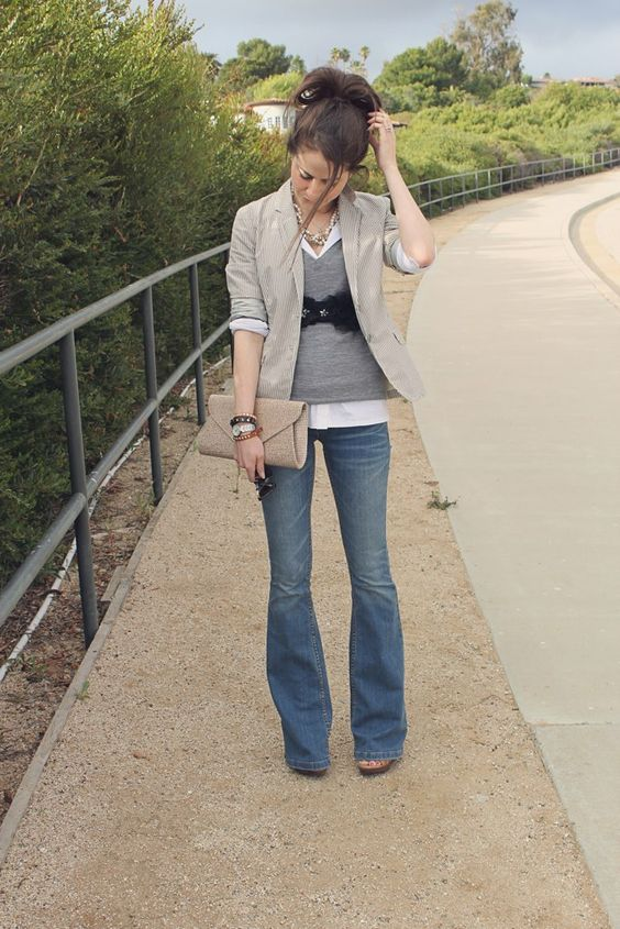 Lovely Flare Jeans