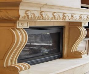 Stone Fireplace Surrounds Cast Stone Fireplace Mantel Surrounds And Pre Cast Antique Fireplace