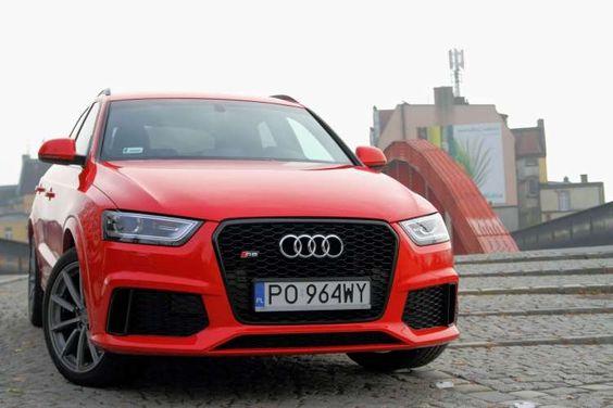 Audi RS Q3 w polskich salonach sprzedaży