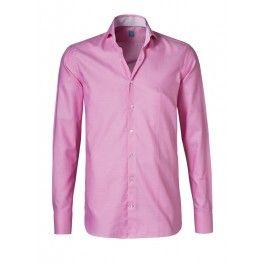 British Indigo overhemd roze
