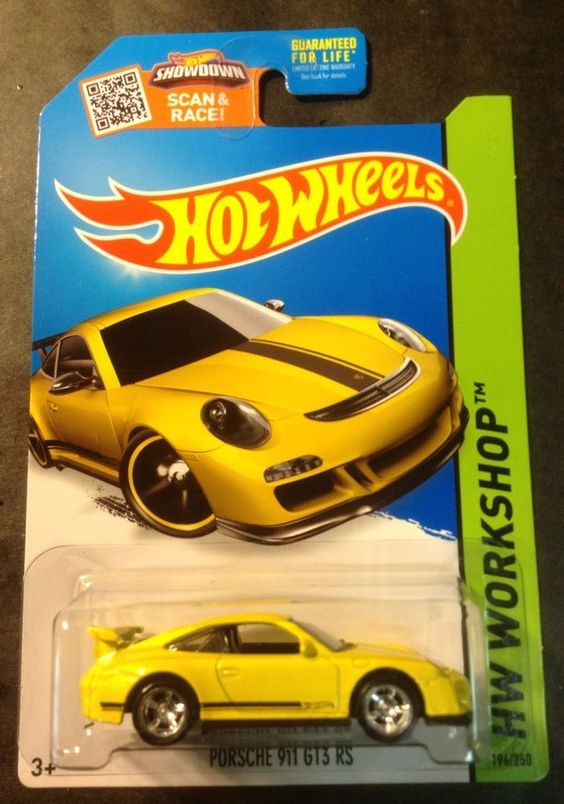 2015 hot wheels custom super treasure hunt porsche 911 gt3 rs with real rider. Black Bedroom Furniture Sets. Home Design Ideas