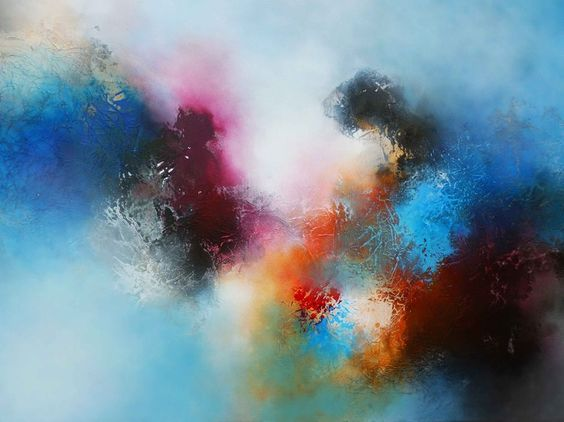 """""""Epiphany""""  by Simon Kenny #painting"""