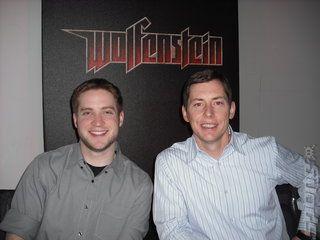 Interviews: (5 Jun 2009) id Software's Peter Sokal and Steve Nix on Wolfenstein