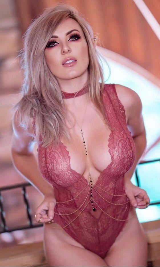 Jessica Nigri Lingerie
