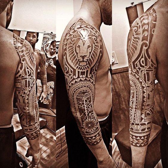 Tatuagem, Instagram And Maori On Pinterest
