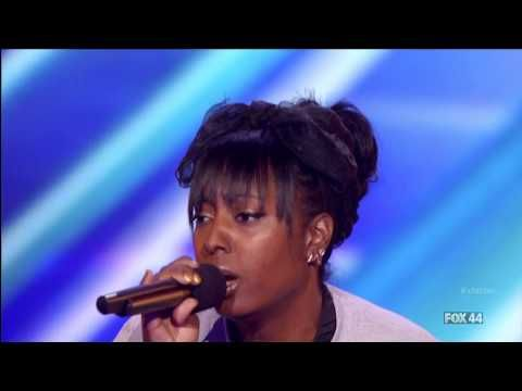 ▶ Ashly Williams The X Factor USA 2013 Auditions - YouTube