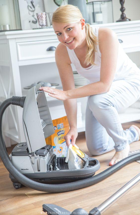 Mein Ideenreich: Putzen nach dem Minimalprinzip – Feinstaub in unserer Wohnung – Und ein großartiger Gewinn!