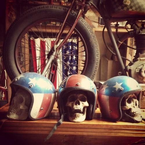helmet: