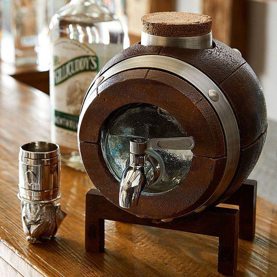 Jack Daniel S Whiskey Barrel Bar Whiskey Barrel Drink