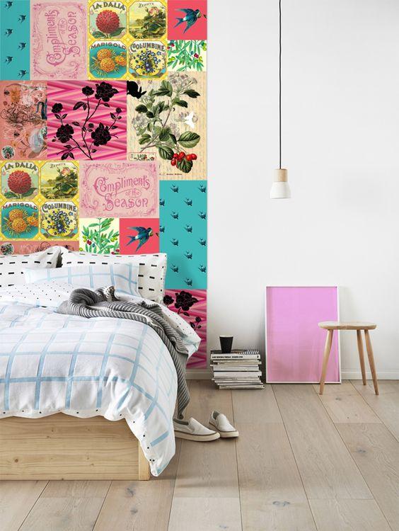 Das ruas para sua parede! O Lambe Lambe da Urban Arts é uma opção descolada para colorir suas paredes de um jeito diferente. O resultado visual é tipo um papel de parede com uma estética mais street a...: