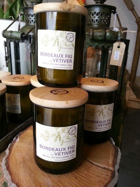 """Beautifully Scented Paddywax Candles"" - pinned by The Fresh Flower Company"