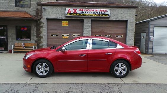 2012 Chevrolet Cruze #Car #Chevrolet #AKMotors