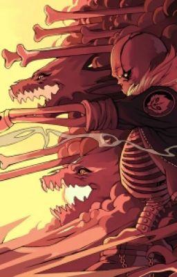 Bonerable (Gaster!Sans X Reader) #wattpad #fanfiction