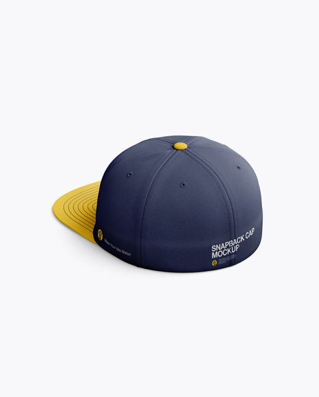 Download Flex Cap Mockup Back Half Side View In Apparel Mockups On Yellow Images Object Mockups Mockup Free Psd Design Mockup Free Free Psd Mockups Templates