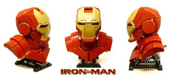 IronMan+Bust