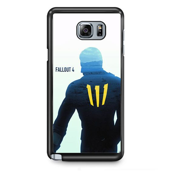Fallout TATUM-4066 Samsung Phonecase Cover Samsung Galaxy Note 2 Note 3 Note 4 Note 5 Note Edge