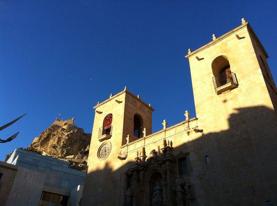 Basilica di Santa Maria Alicante Spagna