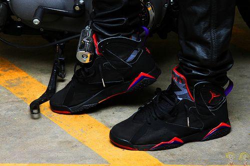 Air Jordan VII Raptors