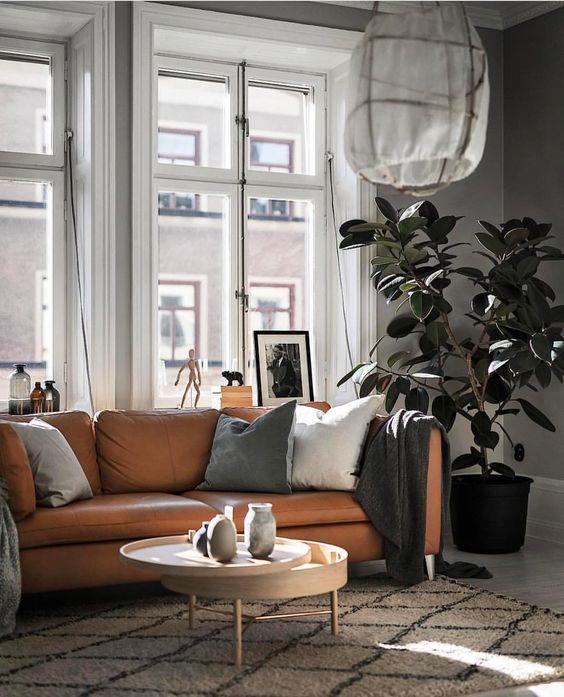Phá vỡ những nguyên tắc trong nội thất mua sofa da tphcm