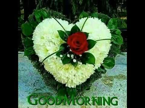 Good Morning Hindi Video Song Youtube Funeral Flower Arrangements Funeral Floral Flower Arrangements
