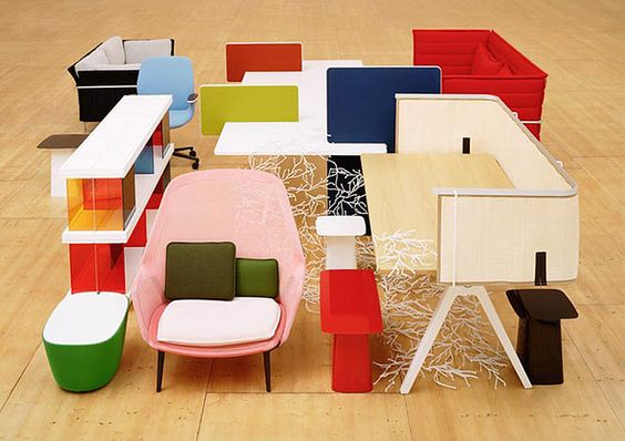 Vitra Collection by Maurice Scheltens