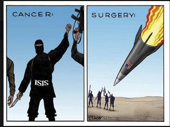 cartoons isis - Bing images
