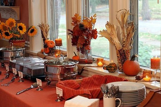 Easy Fall Decor For Your Home Entertaining Throughout