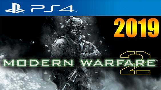 Call of Duty: Modern Warfare 2 PS4