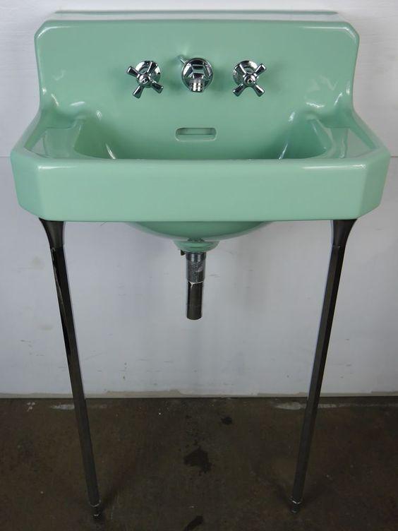 Vintage American Standard Sink Big Nipples Fucking