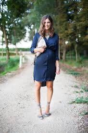 Vestidos de otoño e invierno 2017 para embarazadas. Vestidos premamá.