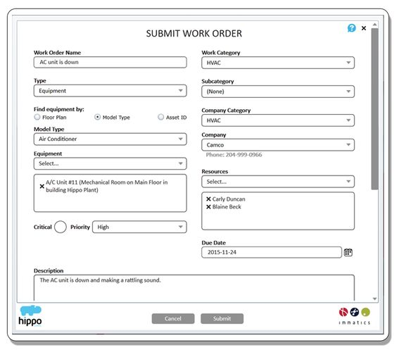 Preventive maintenance Software- Track PMu0027s and repair work on - maintenance work order form