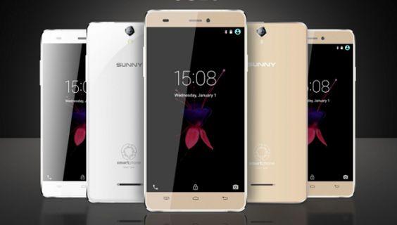 Sunny SS4G7 Sole Akıllı Telefon