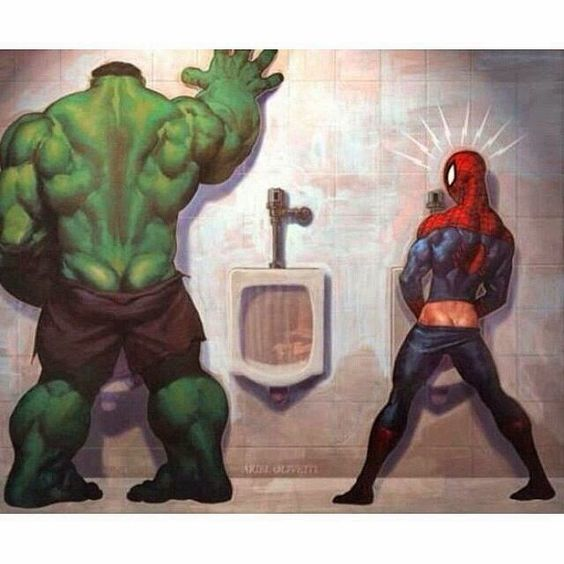 Galeria de Arte (6): Marvel, DC Comics, etc. - Página 3 224abccf31fdab69904972e17e4689be