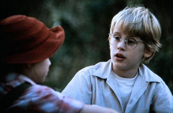 Thomas Sennett (Macaulay Culkin), Vada Sultenfuss (Anna Chlumsky) ~ My Girl (1991) ~ Movie Still #amusementphile