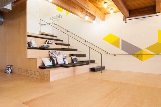 Image result for indoor bleacher seating design