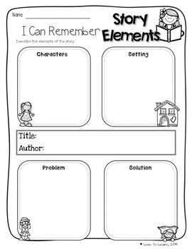 story elements comprehension and picture books on pinterest. Black Bedroom Furniture Sets. Home Design Ideas