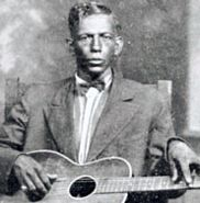 Charley Patton 1891-1934; father of the delta blues