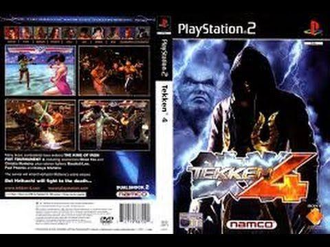 Tekken 4 Ps2 Playstation 2 Longplay Full Game 007 Tekken 4 Playstation Full Games