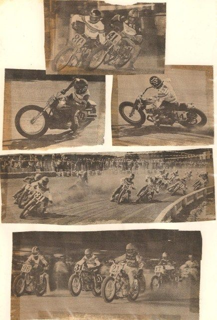 Greg Sassaman #80C, Bubba Rush #41N, Jimmy Ziegler #89F, Steve Morehead #44F, Rex Beauchamp #31, Billy Schaeffer #96